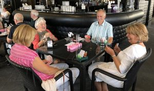 Preston Bridge Club at Baluga Bar
