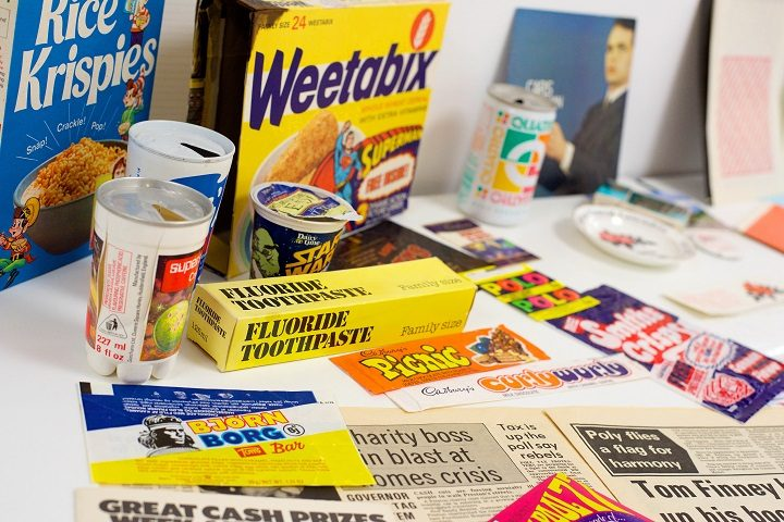 Some of these items may bring back memories from the last few decades