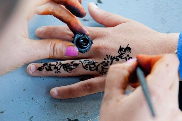 Black Henna: Prestonians Warned About Dangers Of Black Henna Tattoos
