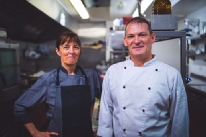 Conti chefs have given the pub a strong reputation for food
