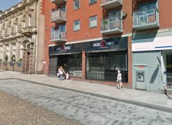 East Z East is located in Church Street, in Preston city centre Pic: Google