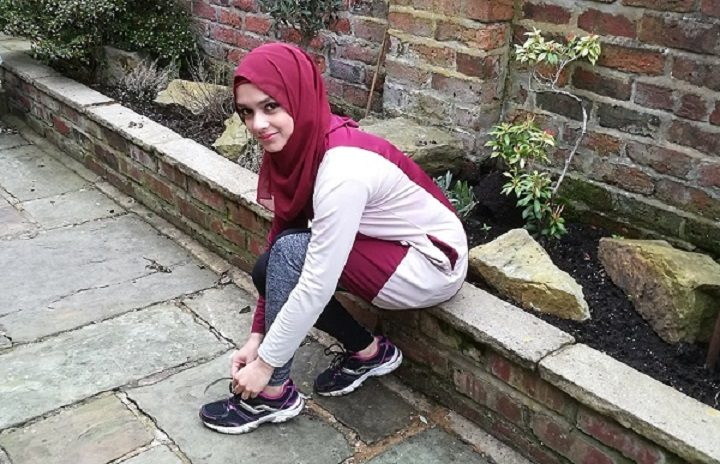 Sultana Ahmed will be running this year's 10k - her first ever long-distance run