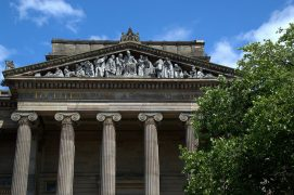 The Harris Museum and Art Gallery will need a new leader Pic: Tony Worrall