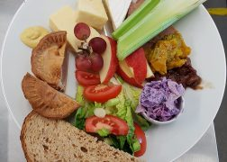 Ploughman's Lunch at Rosemary on the Park