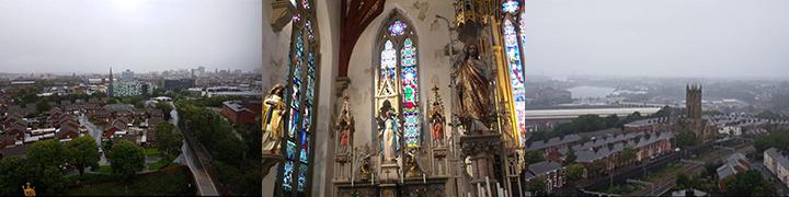 St Walburge's - Heritage Open Day Pics: Cheryl Disley