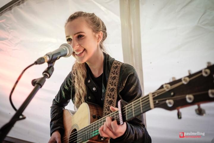 Charlotte Lilly performing at Lancashire Encounter Pic: Paul Melling