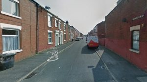 The top end of Chester Road is due to be closed Pic: Google