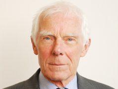Former councillor Albert Richardson