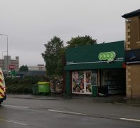 Food Plus - the new name for Krakow in New Hall Lane Pic: Blog Preston