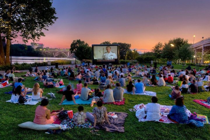 An outdoor cinema could come to the city