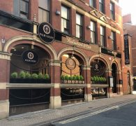 The new look Palm Court in Guildhall Street