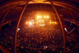 Inside a previous S2S event at the Guild Hall