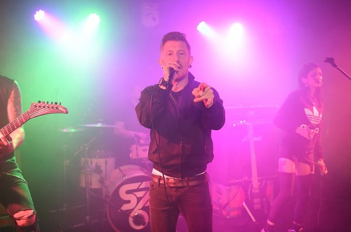 Sonic Boom Six at Blitz