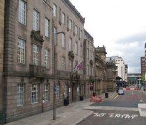Preston Town Hall in Lancaster Road Pic: Blog Preston