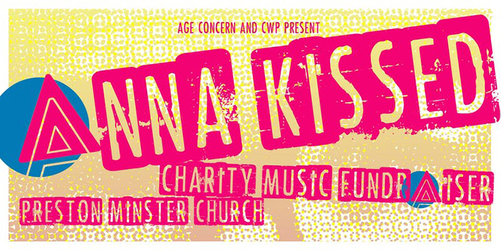 Age Concern and CWP present Anna Kissed