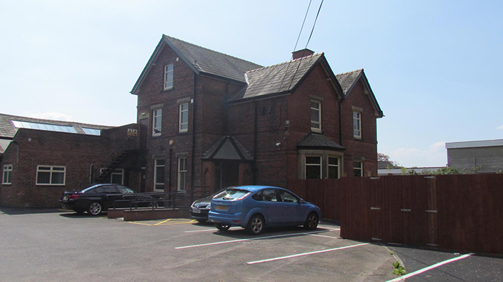 Dardsley House will be the new home of Lostock Hall Medical Centre