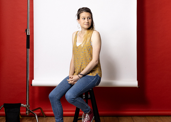 Poet Jess Green