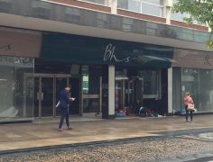 BHS has stood empty since its closure in 2016 Pic: Blog Preston