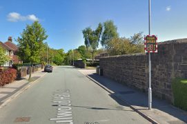 Fulwood Hall Lane was one of the roads with the speed check Pic: Google