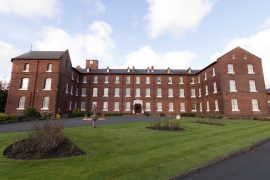 The care home is now known as Springfield Manor Gardens