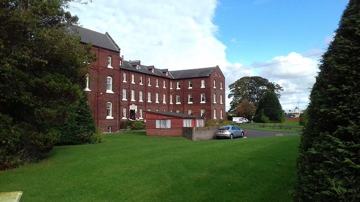 The former Little Sister's site is set for development - although the main building will be unaffected Pic: Blog Preston