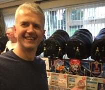 At the New Longton BeerFest