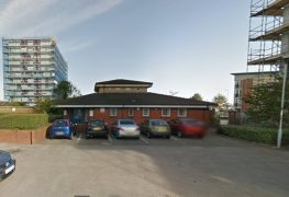 Offices in Arundel Place, Avenham Pic: Google