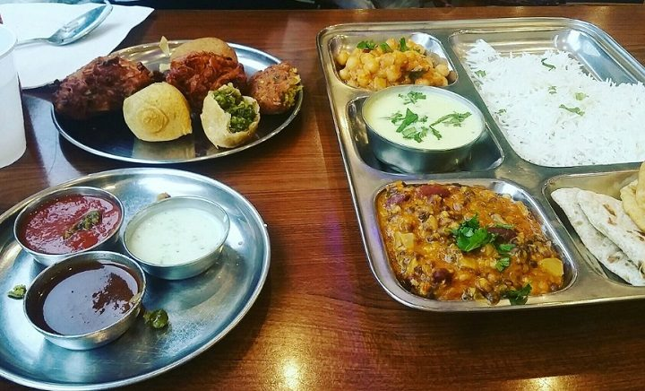 RK Sweets tray meals