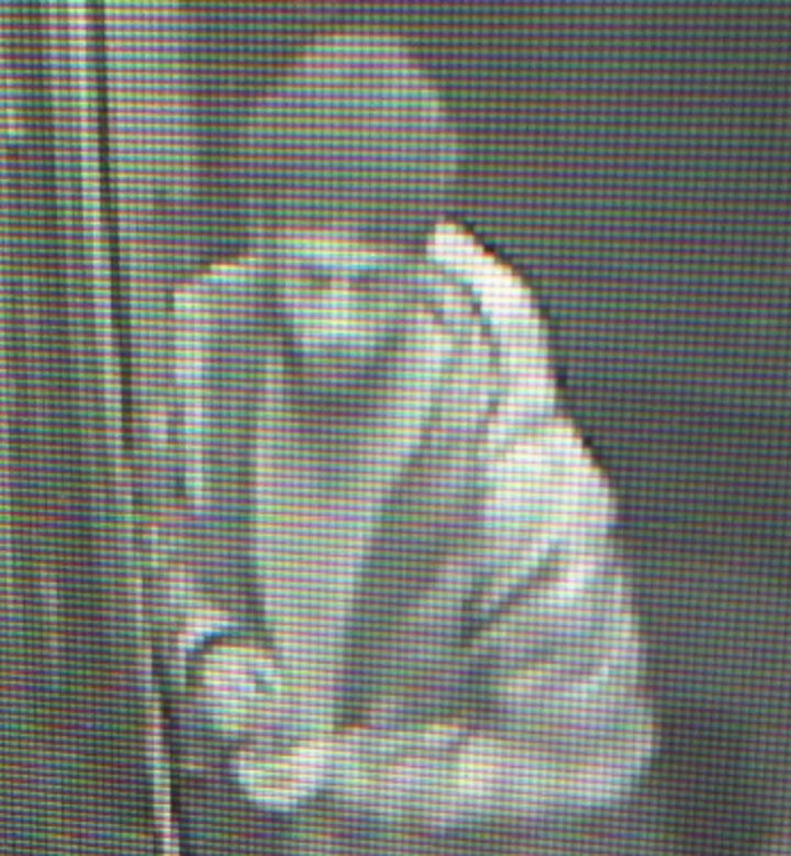 Police have released a CCTV picture of a man they want to speak to