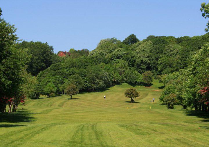 Fishwick Hall Golf Club Pic: Russbomb