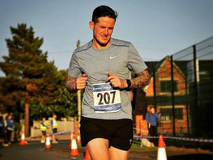 Craig McDougall will run the London Marathon in April 2019