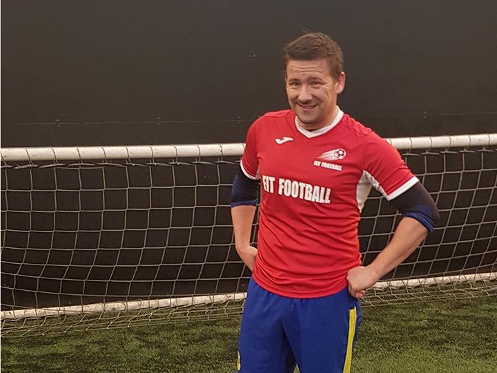 Lee Mangan - Fit Football