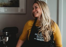 Amy Cheadle from The Northern Dough Company