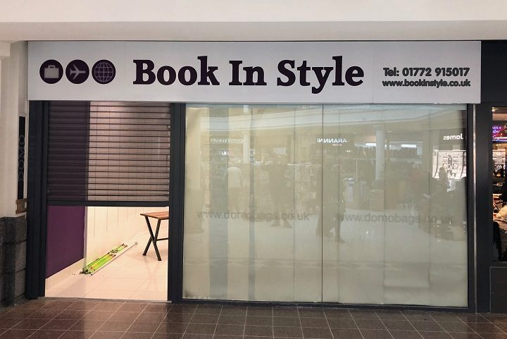 Book in Style is to open in St George's Shopping Centre