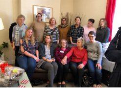 Cedar House volunteer counsellors