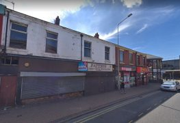 The property on Church Street due for redevelopment Pic: Google