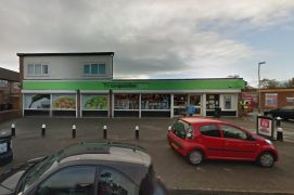 Co-Op in Norbreck Drive, Larches Pic: Google