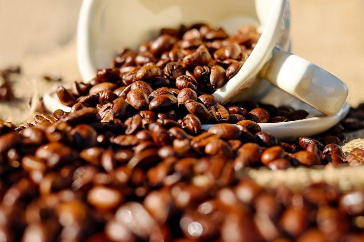 Coffee beans are sourced from around the globe for their roasting business Pic: Coleur