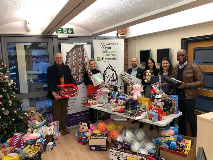 Help With Christmas Gifts.Gifts Needed To Help Preston Youngsters Have A Great