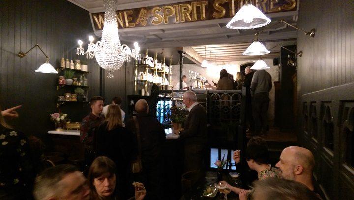 Inside the newly opened Plau bar Pic: Blog Preston