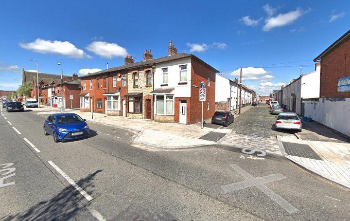 Salisbury Street Pic: Google