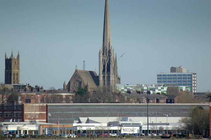 Preston is recognised by the bid as the 'economic powerhouse' of Lancashire Pic: Tony Worrall