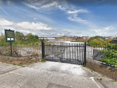 The former site of St Joseph's Social Club Pic Google