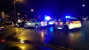 The scene in Garstang Road at the Watling Street Road/Lytham Road crossroads Pic: Blog Preston