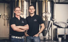 Phill Leyland and David Reece set up their own brewing company in 2015 and have expanded rapidly