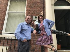 Brady's celebrate taking on 31 Winckley Square