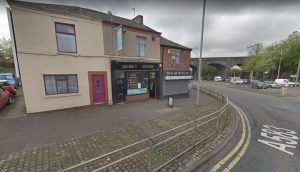 Dial Emma's was targeted by two men Pic: Google
