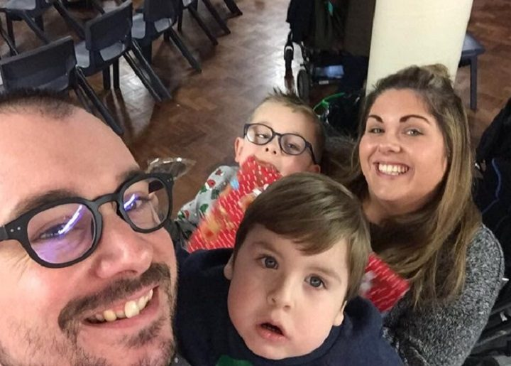 Neil and Rebecca say there's no way they can fund the shortfall in how much the work will cost Pic: Rebecca Hill/Blog Preston