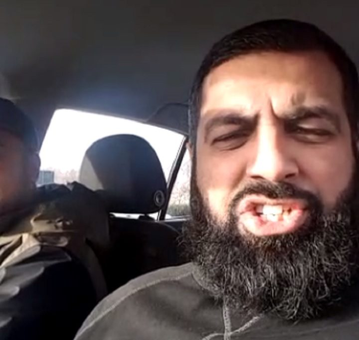 Zaheer Hussain makes threats to rape Christians in the video