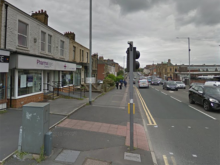 234-236 Deepdale Road Pic: Google